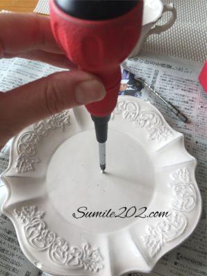 カップ&ソーサー や割れたカップのリメイク 再利用法
