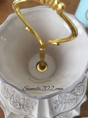 カップ&ソーサー や欠けたカップのリメイク 再利用法