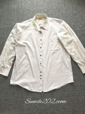 ワイシャツ リメイク