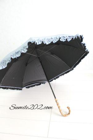サンバリア100の日傘が最強。絶対焼かない夏