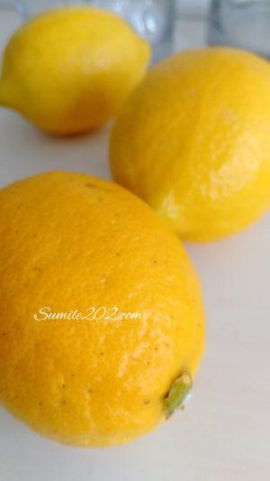 国産レモン レモン丸ごと レシピ 活用法 無農薬レモン