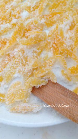 国産レモン活用法 大量消費 皮自体を味わうレモンピール